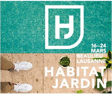 Salon Habitat et Jardin 2019 – du 16 au 24 mars